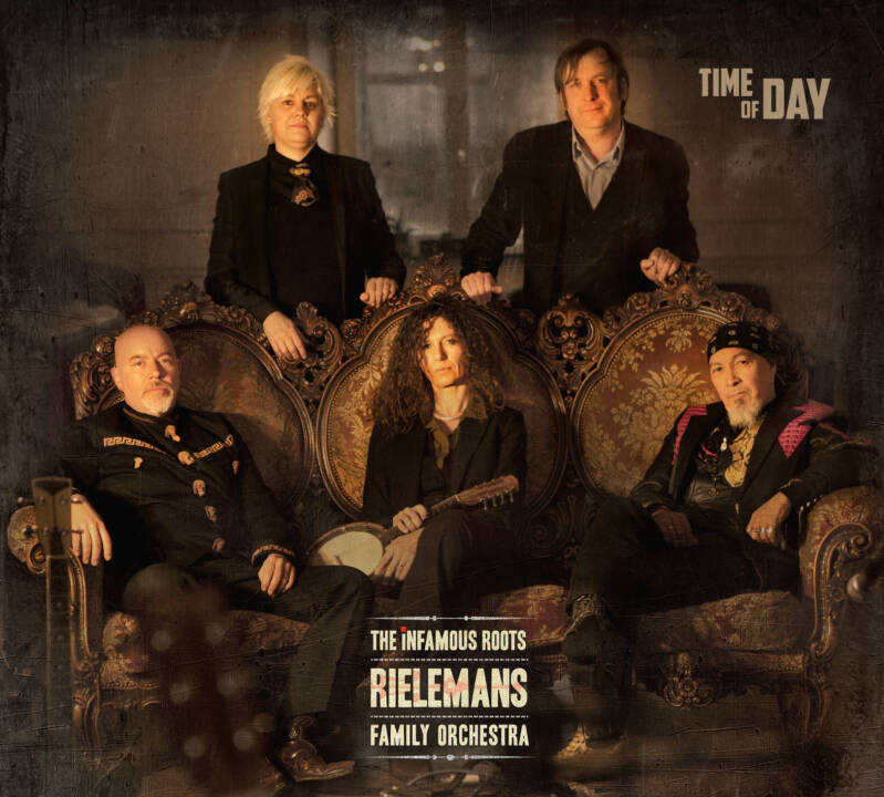 Time Of Day - The Rielemans Family