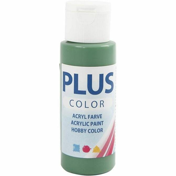 Plus Color acrylverf   Forrest Green