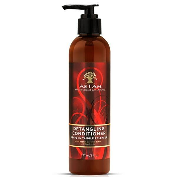 As I Am Detangling Leave-In Conditioner 30ml