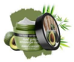 Aunt Jackie's Not Your Average Curl Bamboo & Avocado Protein Masque 30ml
