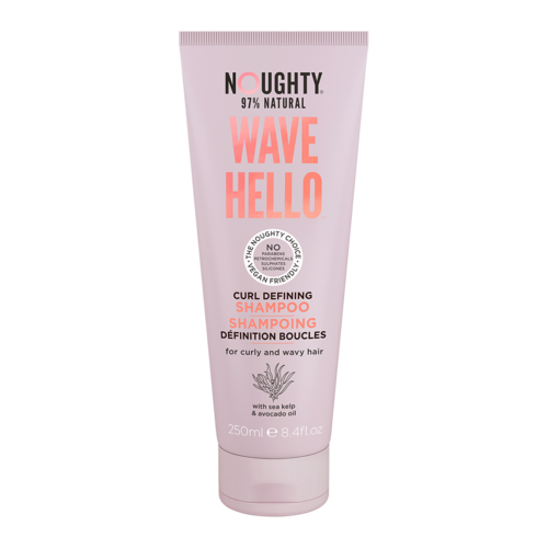Noughty Wave Hello Curl Defining Shampoo 30ml