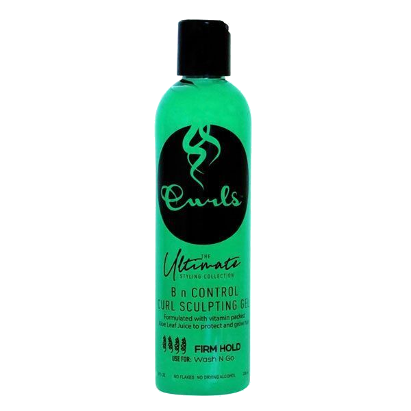 Curls Ultimate Styling Collection B N Control Curl Sculpting Gel 30ml
