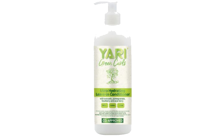 Yari Green Curls Ultra Hydrating Leave-in Conditioner 30ml