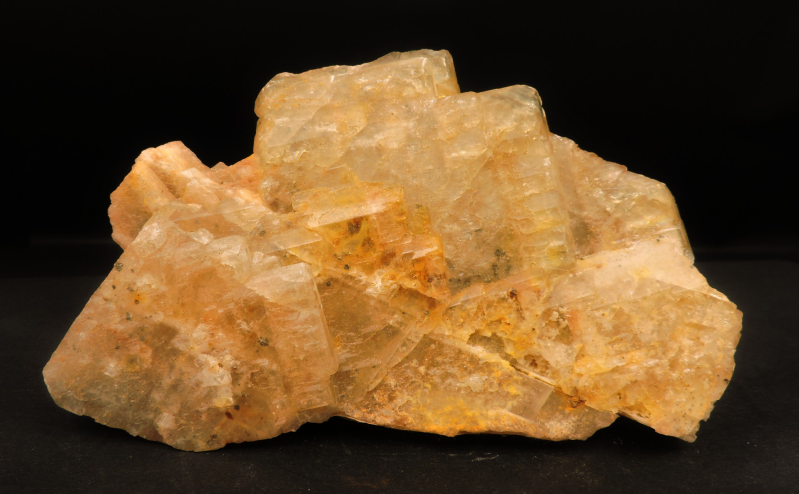 Complex baryte / barite crystals from Wölsendorf, Germany - large cabinet size
