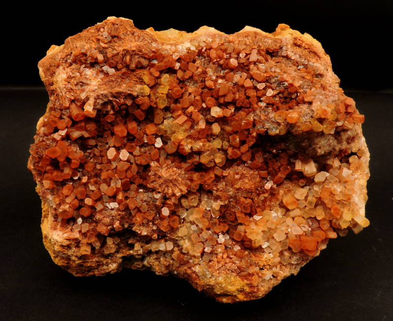 Aragonite crystal cluster,, from Morocco - large cabinet size