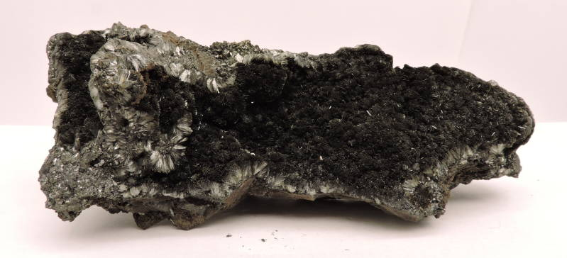 Pyrolusite from Morocco - large cabinet size