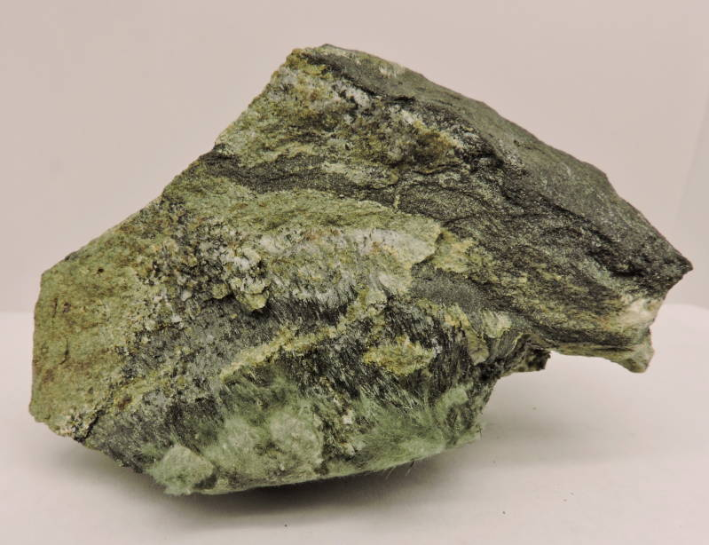 Byssolite from Austria - cabinet size