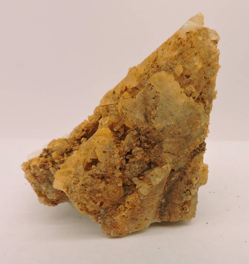 Calcite in 2 generations from Germany - miniature