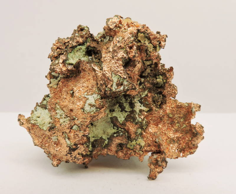 Native copper from the USA - miniature