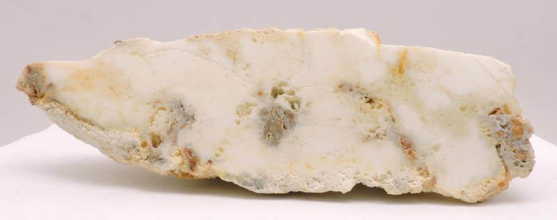 Milky opal from Poland - large cabinet size