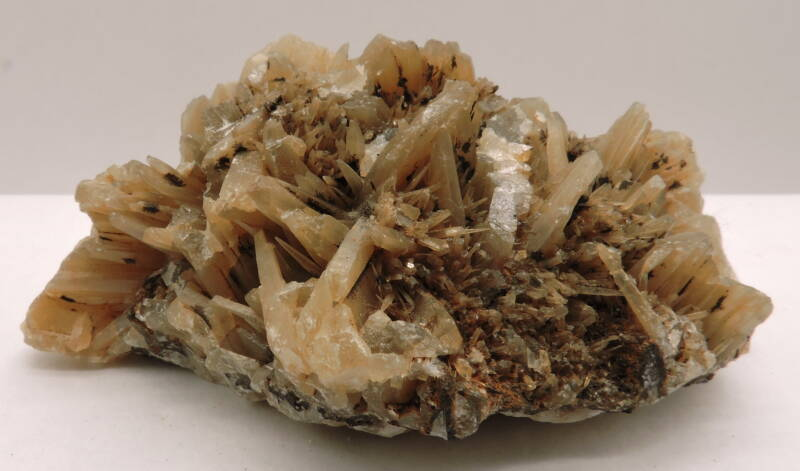 Baryte from Morocco - fluorescent - miniature