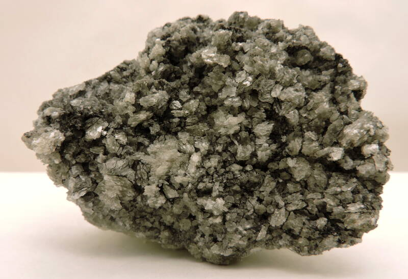 Anhydrite from Germany - cabinet size