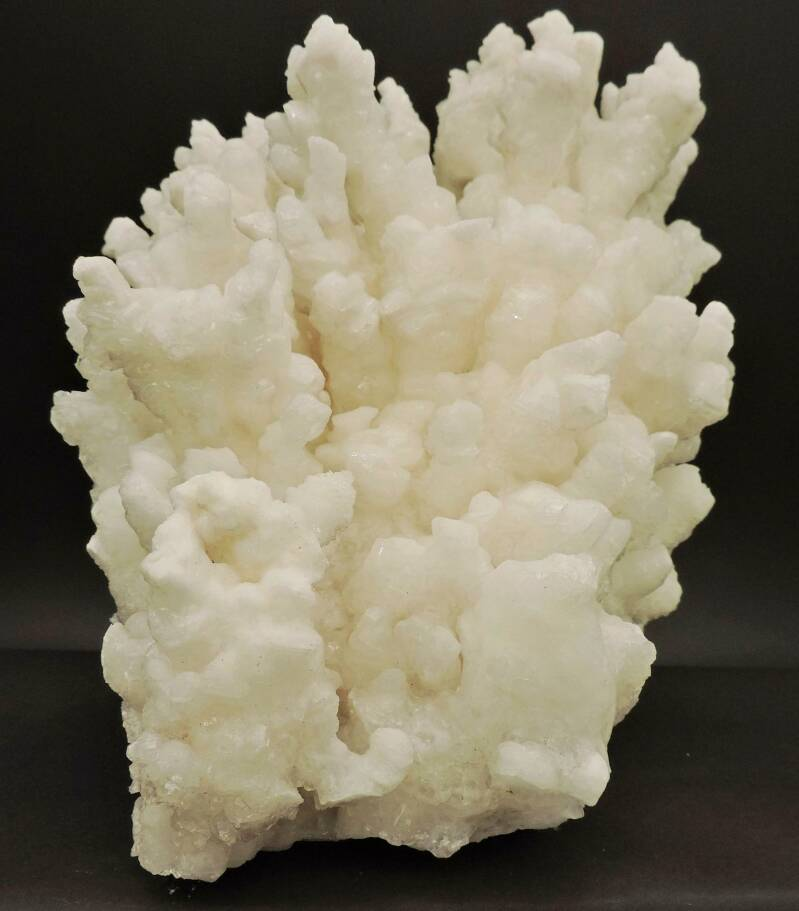 Huge cluster of aragonite from Mexico - larg cabinet size