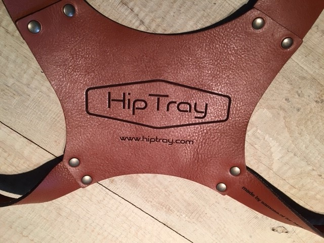 Your Logo On The Carrying Strap