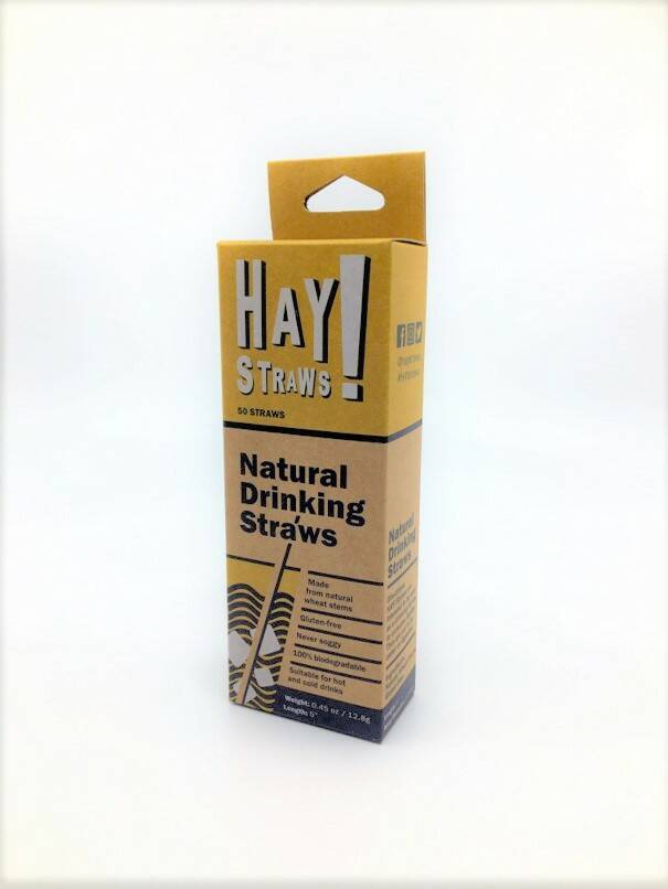 Cocktail Haystraws Strohalme 50