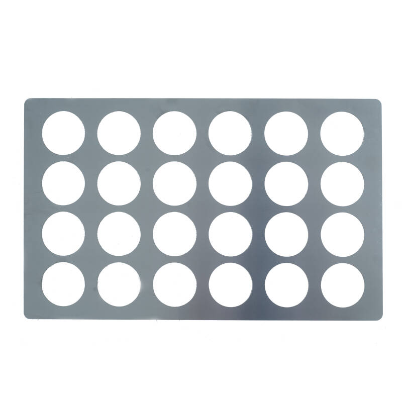 Inlay Plate For Glasses / Cans