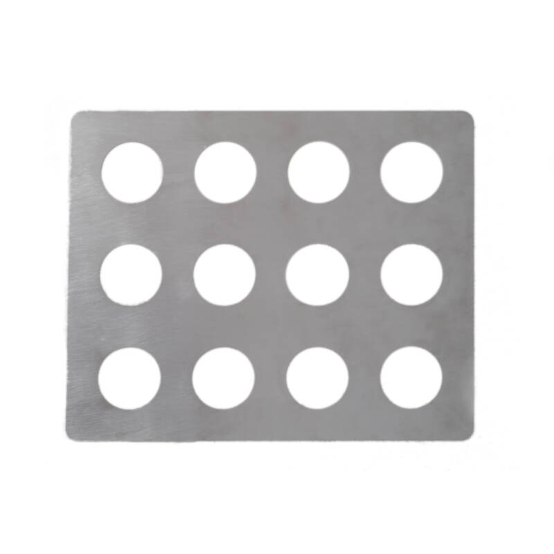 Inlay Plate For Paper Cones 1/2