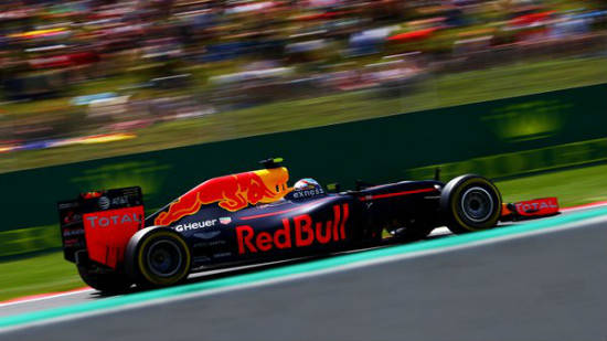 Extra OPTIES F1 BARCELONA DEAL