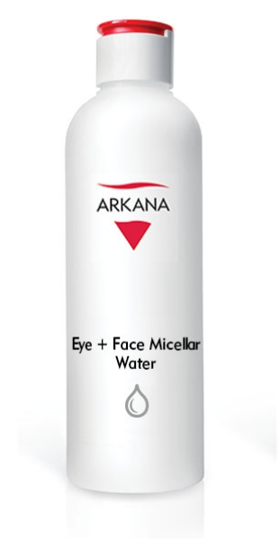 EYE AND FACE MICELAIR WATER