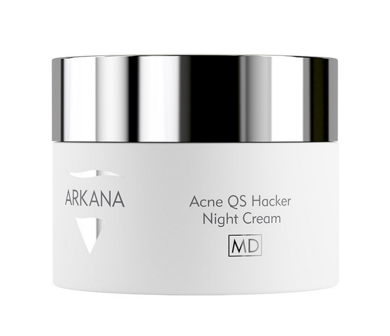 Acne QS Hacker NIGHT Cream