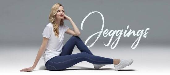 BE GOOD JEGGING