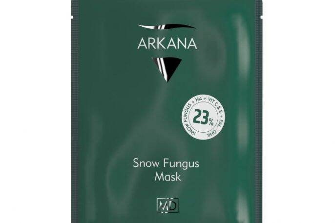 CANNABIS THERAPY SNOW FUNGUS MASK