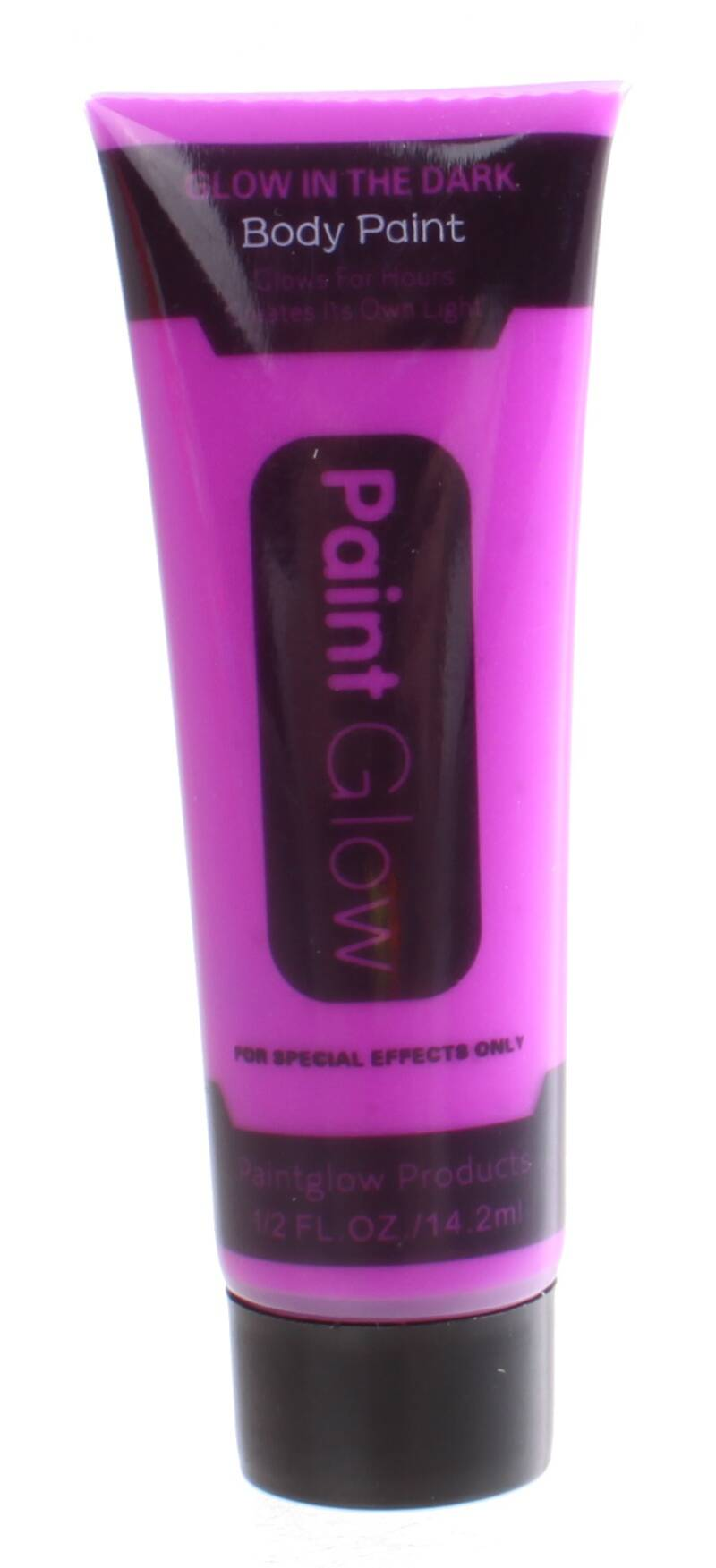 Glow in the dark body paint Paars