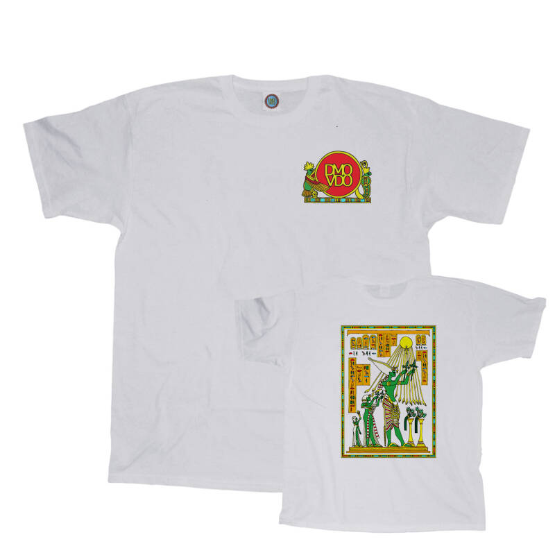 """The Weed Worshippers"" T-shirt White"