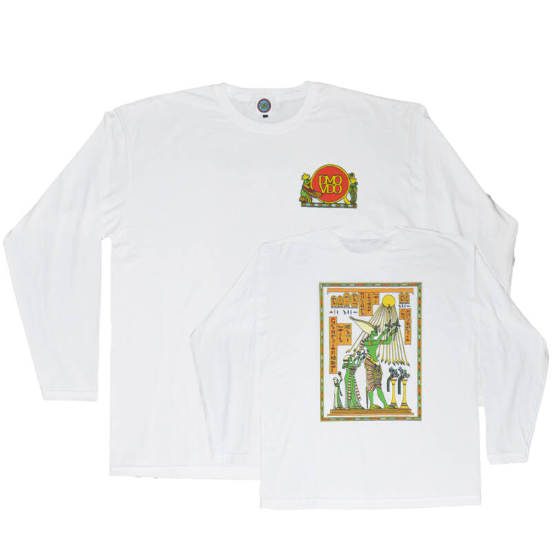 """""""The Weed Worshippers"""" Longsleeve White"""