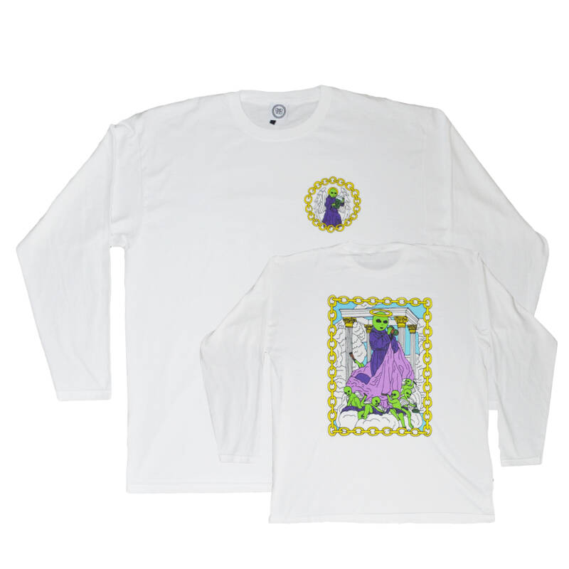 Angel Alien Longsleeve