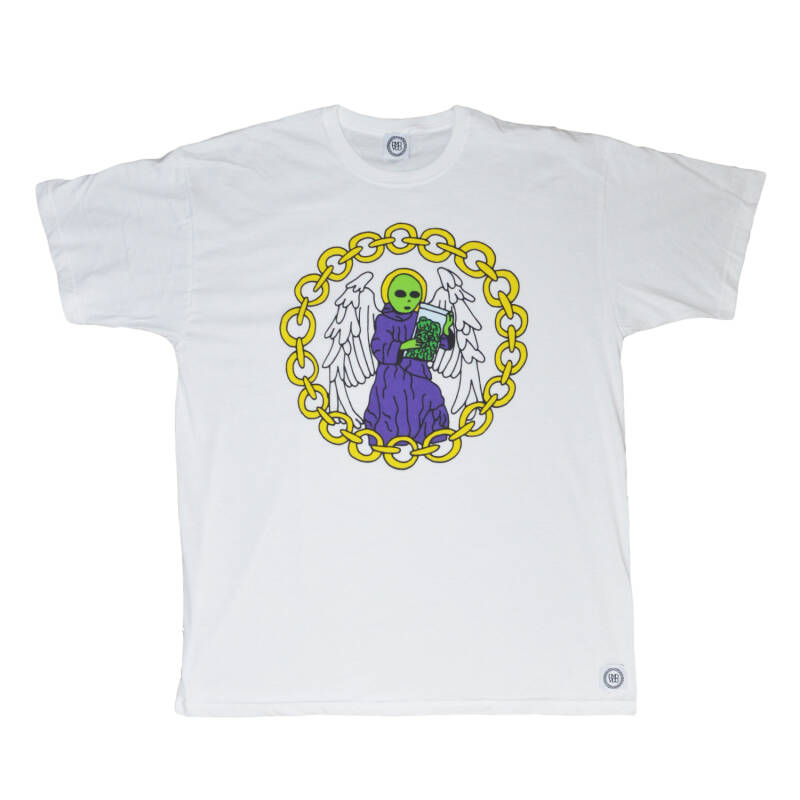 Angel Alien T-shirt White