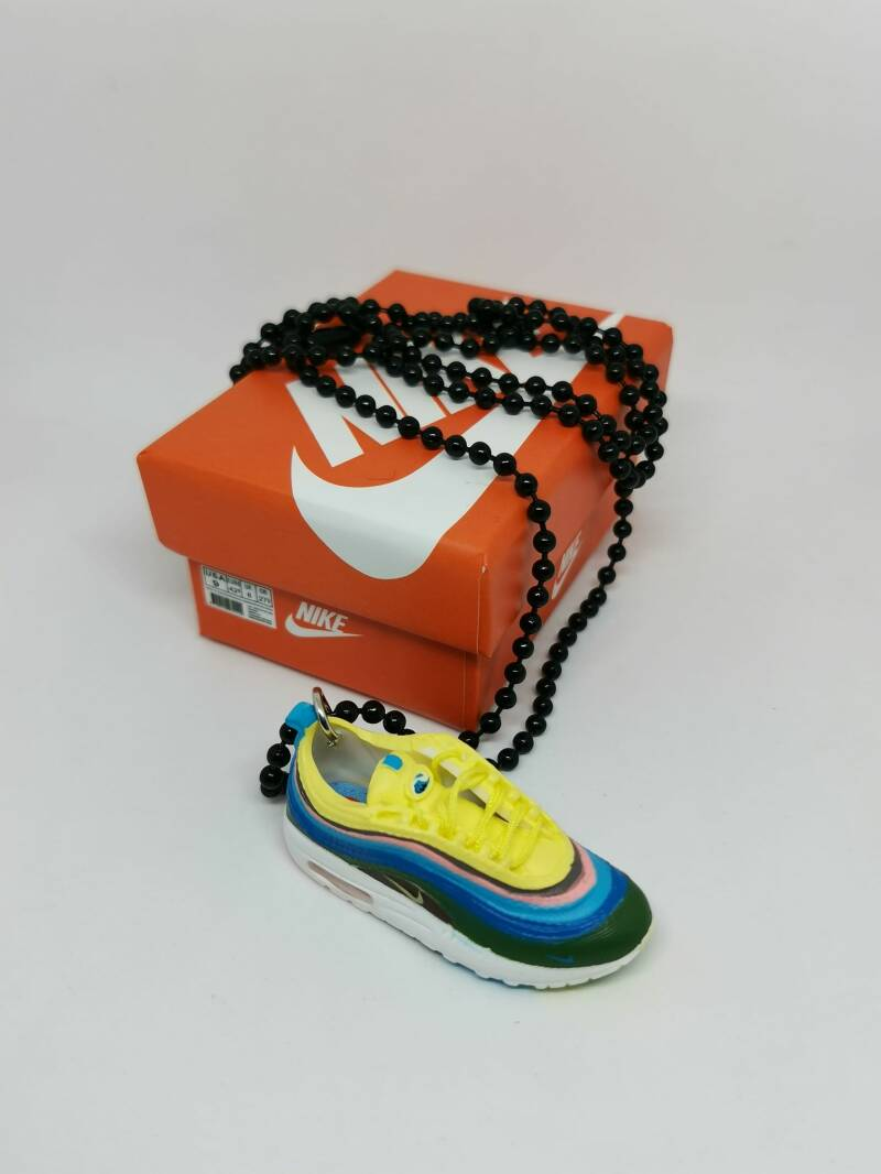 """Nike Air Max """"Sean Wotherspoon"""" necklace"""