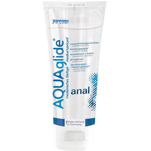 AQUAglide Anal - 100 ml.     11713