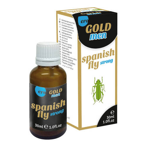 Spanish Fly Mannen - Gold strong 30 ml      251201