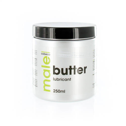 MALE - Butter Lubricant (250ml)                   11800006