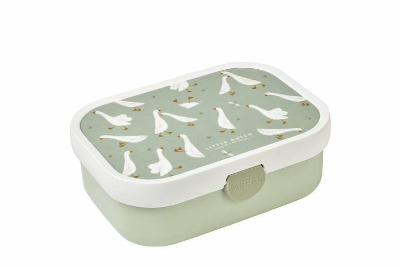 pre order Lunchbox Campus met Bentobakje     Lunchbox Campus Little Dutch - Little Goose
