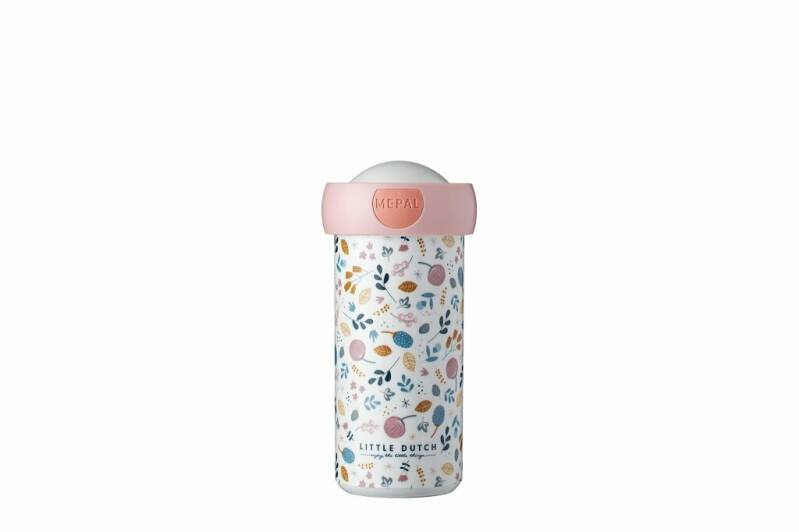 pre order Schoolbeker Campus 300 ml Little Dutch - Spring Flowers