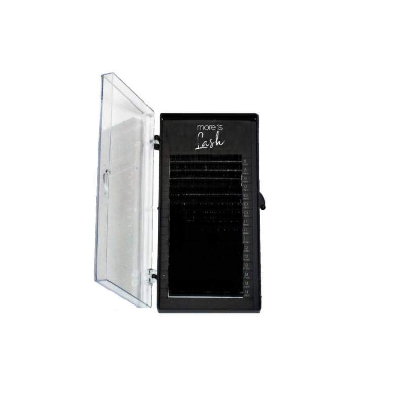 One by One Lashes Flat 0.20 C box 9mm