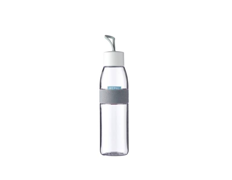 Waterfles ellipse 500 ml - Wit