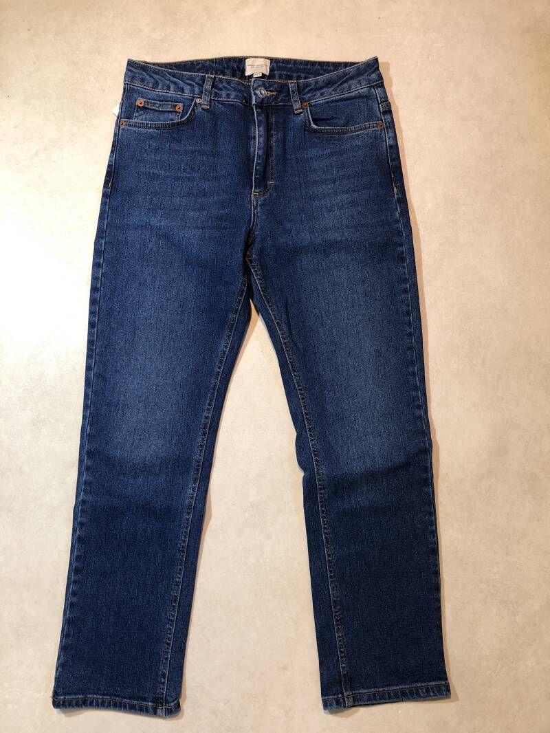 French connection denim maat S