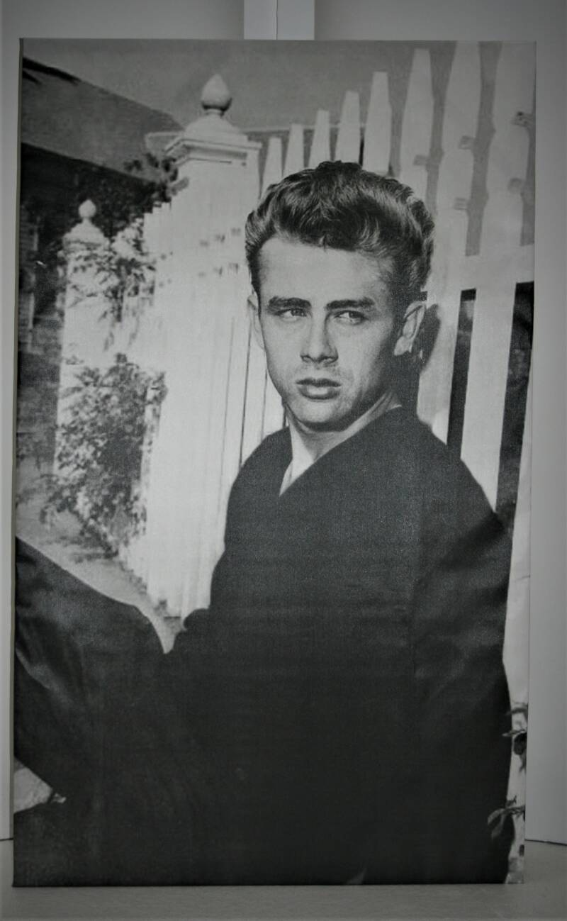 Fotoprint James Dean