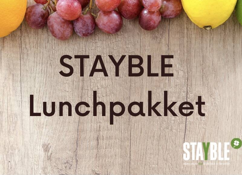 STAYBLE Lunchpakket