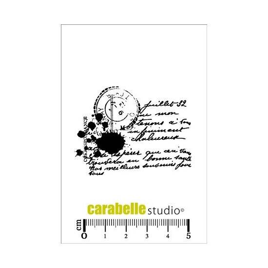 Carabelle Studio-Mini Stamp-July 1932