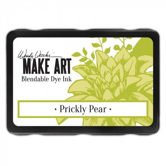 Wendy Vecchi - Make art blendable dye ink pad - Prickly Pear