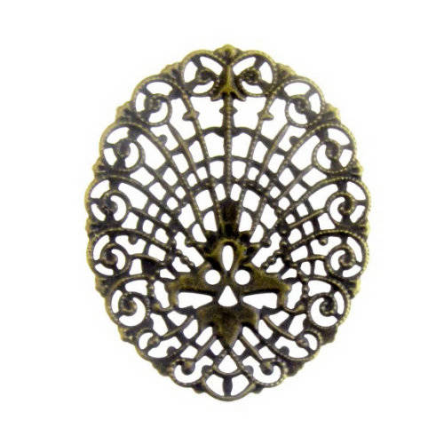 Embellishment-Metal ornament-filigraan 03