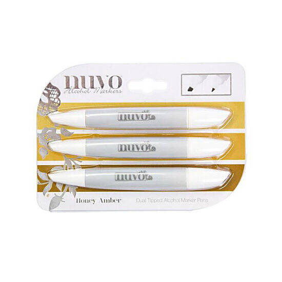 Nuvo - Marker Pen Collection - Honey Amber