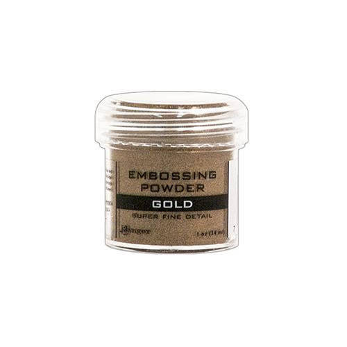 Ranger-Embossing Powder-Super fine-Gold-34ml