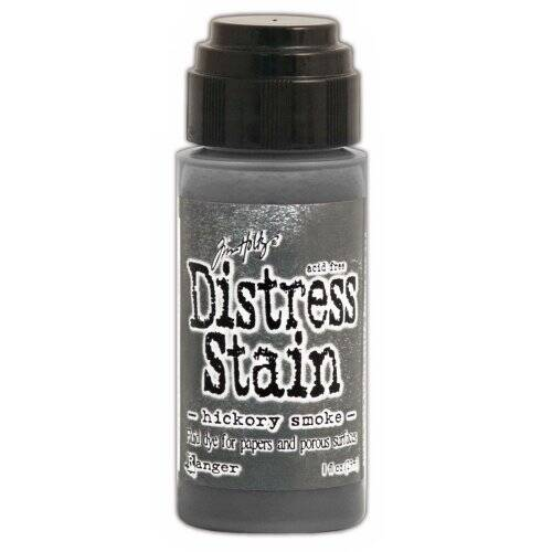 Tim Holtz-Distress Stain-Hickory Smoke