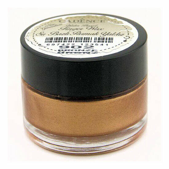 Cadence-Water Based Finger Wax-Brons