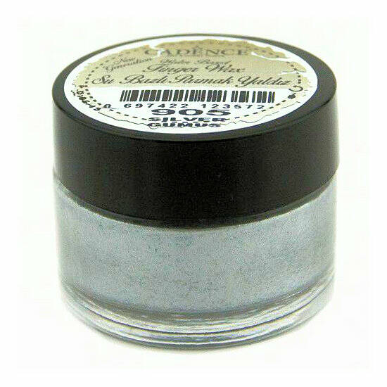 Cadence - Water Based Finger Wax - Zilver